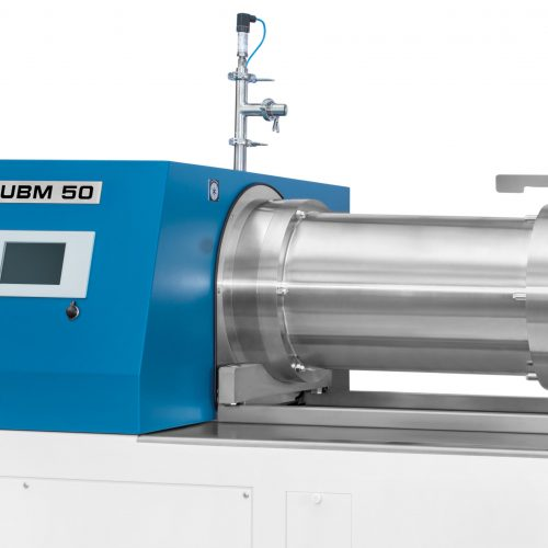 DYNO®-MILL UBM now also can work with 0.2 mm grinding beads