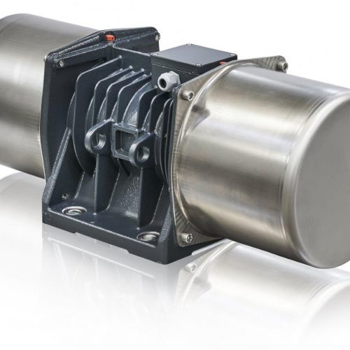 Rhewum GeniusDrive : New vibration motors for Rhewum screening machines.